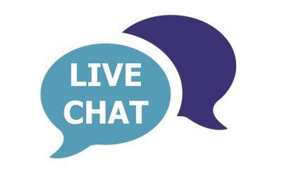 Slotenmaker contacteren via live chat